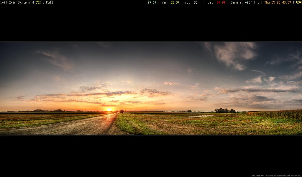 Xmonad Linux